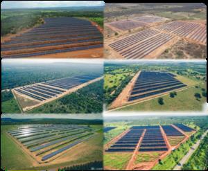 Projetos fotovoltaicos prontos